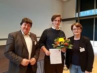 "Towards entry ""Thomas Distler (WW7) receives Best Master Thesis award of the German Society for Biomaterials"""