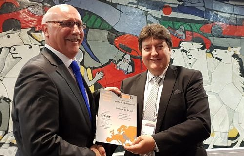 "Towards entry ""Prof. Boccaccini elected Fellow of the European Ceramic Society"""